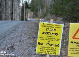 Pierre Skytt: Tankar inför Rally Sweden 2020