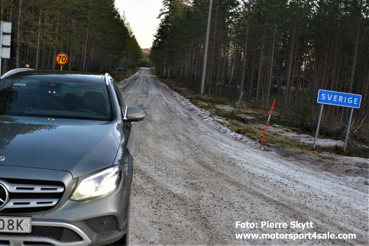 Inför Rally Sweden 2020