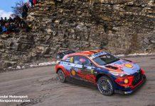 Neuville bröt förbannelsen - segrade i Rallye Monte Carlo 2020