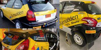 Team Ramudden kommer med 3 bilar till Teammästerskapet