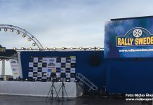 Lagd plan ligger för 2020 års Rally Sweden