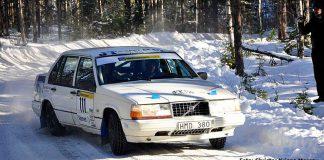 VOC Mekonomen Rally - tävlingskalendern för 2020