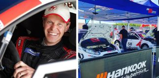 GN Motorsport siktar på Team-guld med PG Andersson