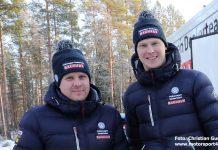 Johan Kristoffersson siktar högt i Rally Sweden