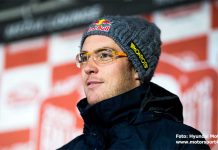 Thierry Neuville inför Rally Sweden 2020