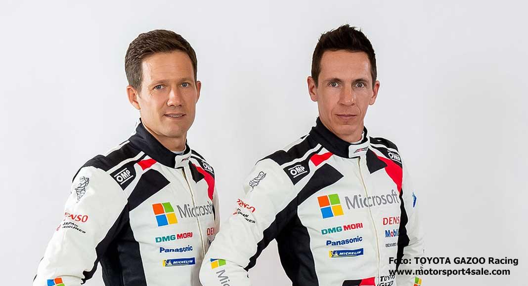 Sébastien Ogier inför Rally Sweden 2020