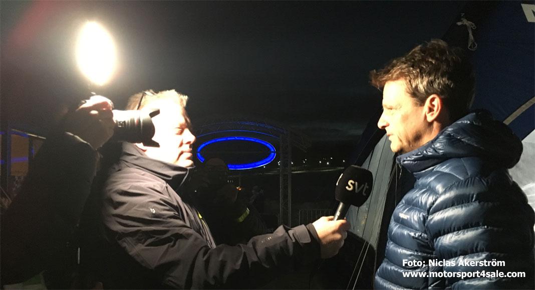 TV-tiderna på SVT för Rally Sweden 2020
