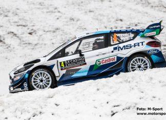 Esapekka Lappi inför Rally Sweden 2020