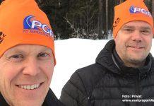P-G Andersson redo för comeback i Rally-SM