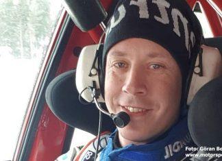 Patrik Flodin vinnare i Rally Vännäs 2020