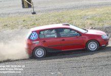 Reportage från Enköpings MK 200418