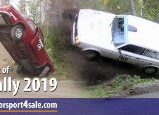 Omslag för Best of Rally 2019