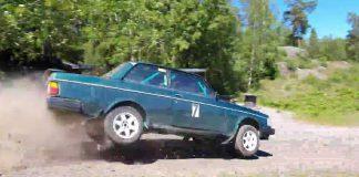 Rally Volvo