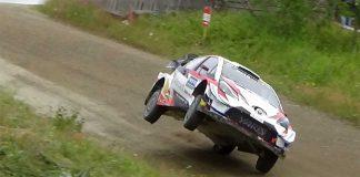 Rally Estonia öppnar upp Rally-VM igen