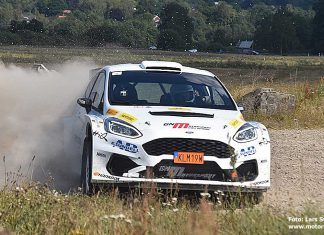 P-G ser fram emot SM-fighten i East Sweden Rally