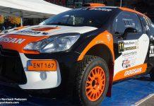 Inför Rally Bilmetro 2020