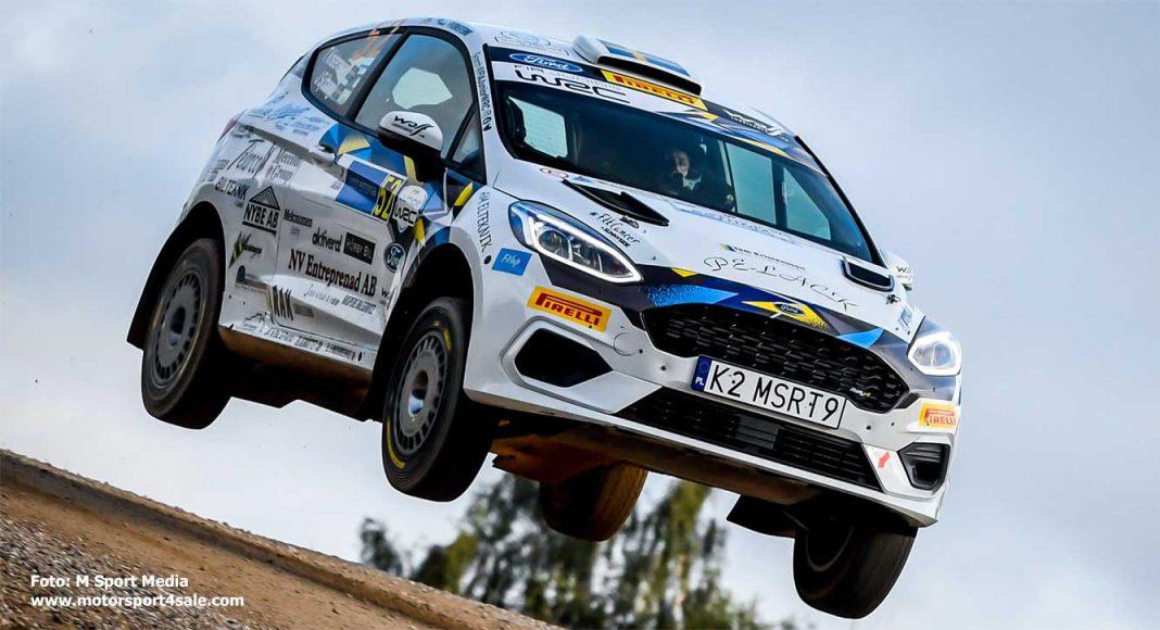 Tom Kristensson Rally Estland