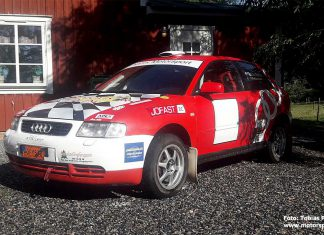 Tobias Petrinis Audi A3