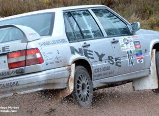 Svenska Rallycupen 2021 Kalender