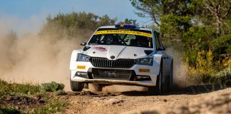 Pontus Tidemand om WRC2-segern i Rally Italia Sardegna