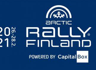 Tidsschemat för Arctic Rally Finland 2021