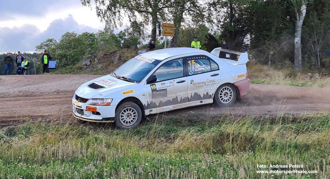 Rally-SM 2021