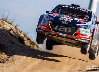 FIA European Rally Championship
