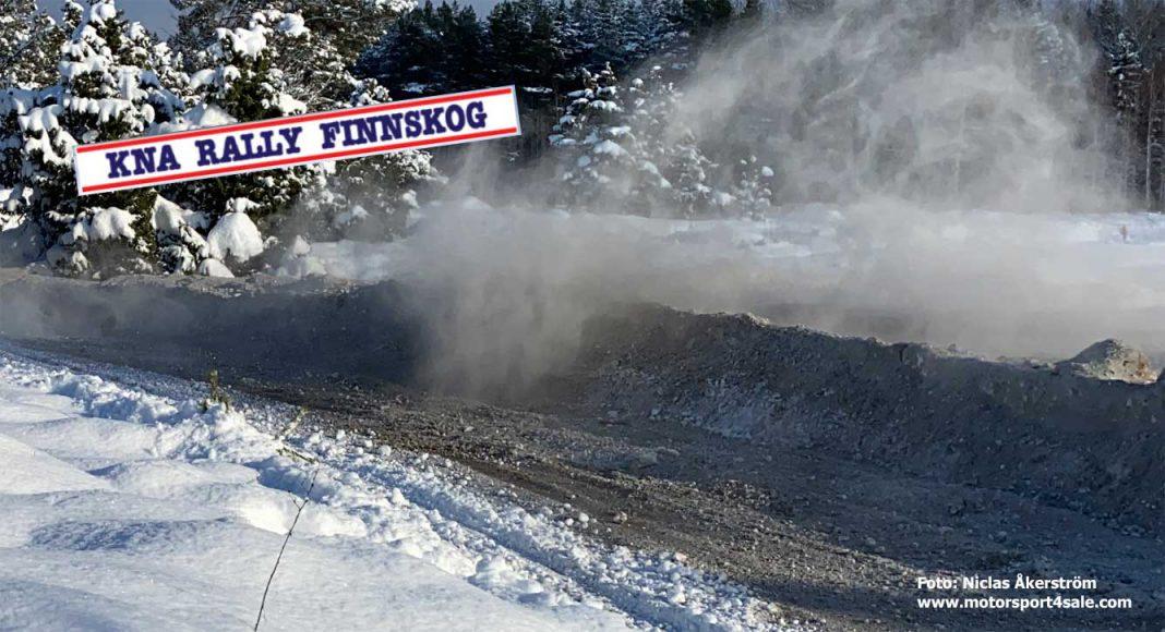 Rally Finnskog resultat 2021