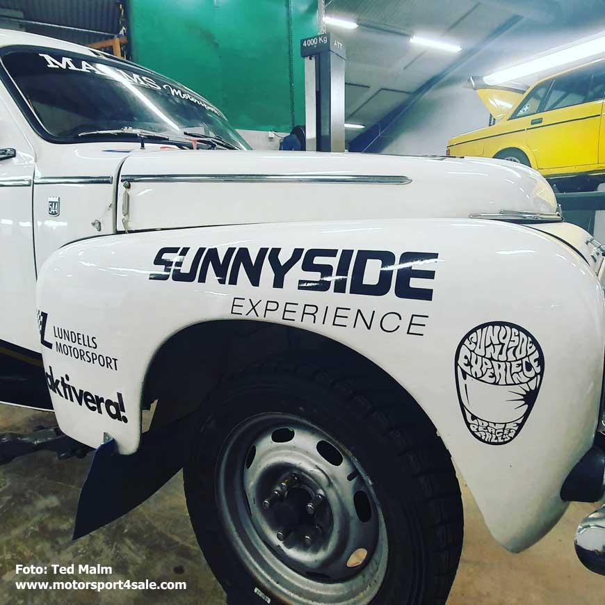 PV i garage