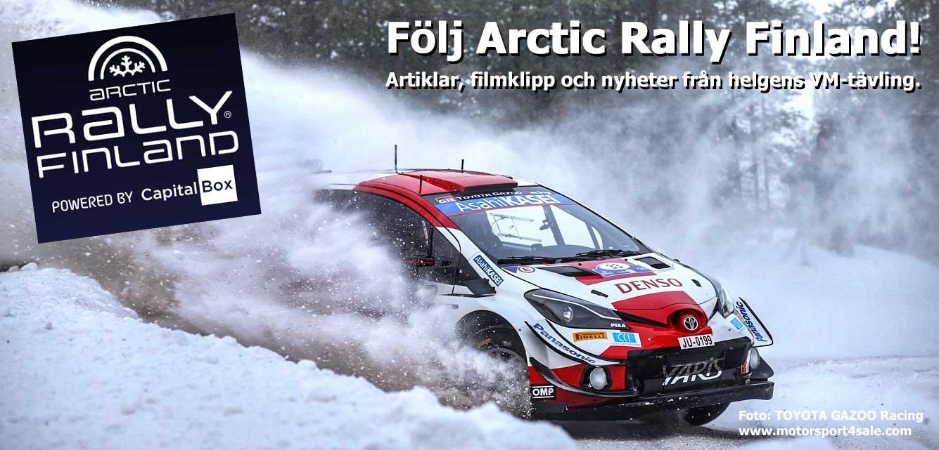 Följ Arctic Finland