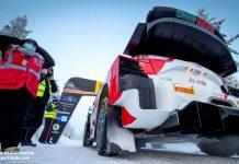 Bilder från Arctic Rally Finland 2021