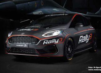 Tom Kristensson kör nya Rally3-Forden i Rally Sanremo