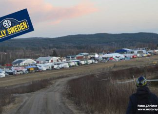 Rally Sweden flyttar till Umeå