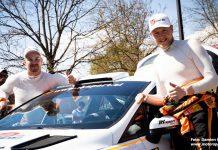 Dennis Rådström om insatsen i WRC Croatia Rally