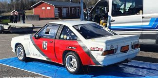 Reportage: Test & Tune Rally Gelleråsen den 25 april 2021