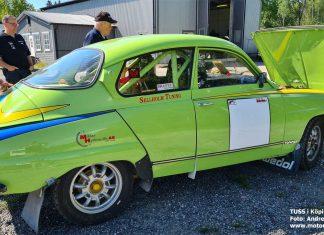 Saab V4 på TUSS i Köping