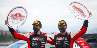 Ogier och Ingrassia tog hem Rally Italia Sardegna 2021