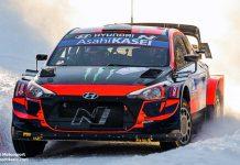 Oliver Solberg får ny chans i WRC-bilen