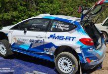 Mattias Adielsson redo för helgens asfalts-sprint Drive VXO