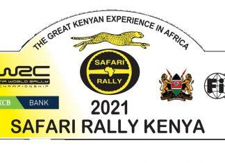 Safari Rally Kenya 2021