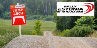 Rally Estonia 2021 Nyheter och artiklar