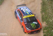 Tidig sorti för Oliver Solberg i Rally Estonia 2021