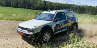 Svenska Rallycupen 2022