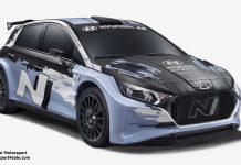 Oliver Solberg debuterar med nya Hyundai i20 N Rally2