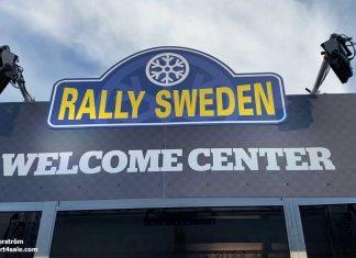 Datumet satt för Rally Sweden 2022