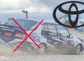 Ingen Volvo för Jonas Kruse i sommar, det blir framhjulsdrivet istället