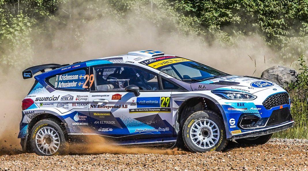 Tom Kristensson om femteplatsen i Rally Estonia 2021