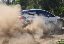 Mattias Adielsson inför Rally Killingen 2021