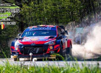 Renties Ypres Rally Belgium 2021 Resultat, tidsschema och tv-tider