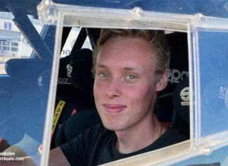 Kalle Gustafsson inför Rally Killingen 2021
